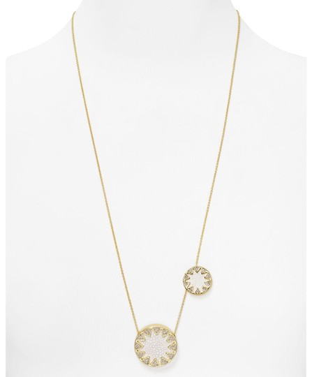 Preload https://img-static.tradesy.com/item/24443627/house-of-harlow-1960-gold-and-white-double-sunburst-necklace-0-1-540-540.jpg