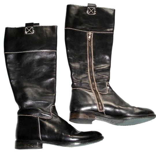 Preload https://img-static.tradesy.com/item/24443638/boden-black-genuine-leather-suede-zip-kneehigh-made-in-spain-bootsbooties-size-eu-40-approx-us-10-re-0-1-540-540.jpg