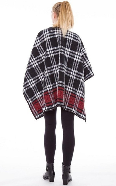 other Shawl Ruana Oversized Scarf Cape Image 1