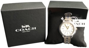 Coach Coach Women's Lexington Gold-Silver Two Tone Bracelet Watch 32mm W6050