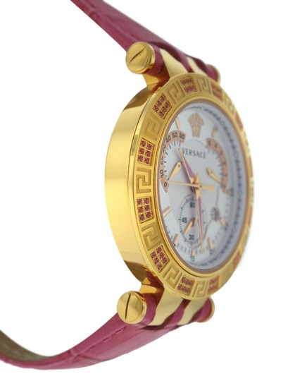 Versace New Versace DV One Cruise 28CCP15D111 S111 Ceramic Rose Gold IP 43MM Image 2