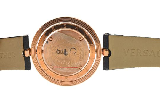 Versace New Versace DV One Cruise 28CCP15D111 S111 Ceramic Rose Gold IP 43MM Image 1
