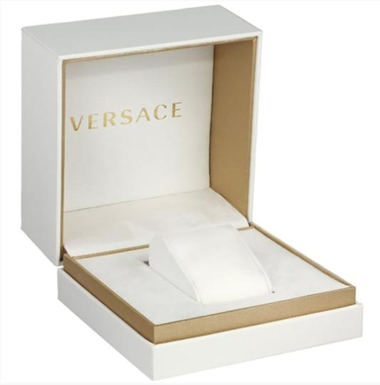 Versace New Versace DV One Cruise 28CCP15D111 S111 Ceramic Rose Gold IP 43MM Image 4