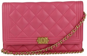 Chanel Boy Woc Boy Woc Woc Woc Woc Cross Body Bag
