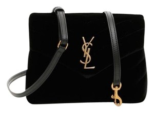 Saint Laurent Slp Ysl Toy Lou Lou Slp Lou Lou Cross Body Bag