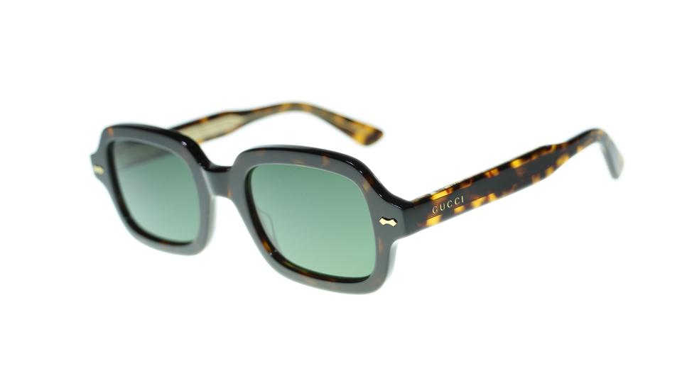 29f390672889 Gucci Havana Green New Men Gg0072s 003 Sunglasses - Tradesy