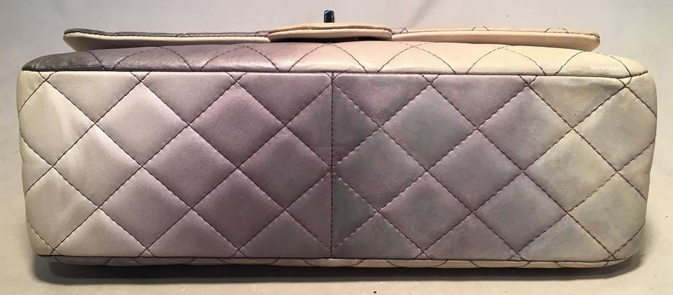 09384fdfd442 Chanel 2.55 Reissue 227 Classic Ombre Shoulder Bag Image 10. 1234567891011
