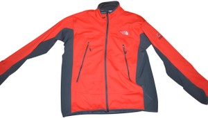 The North Face red grey Jacket