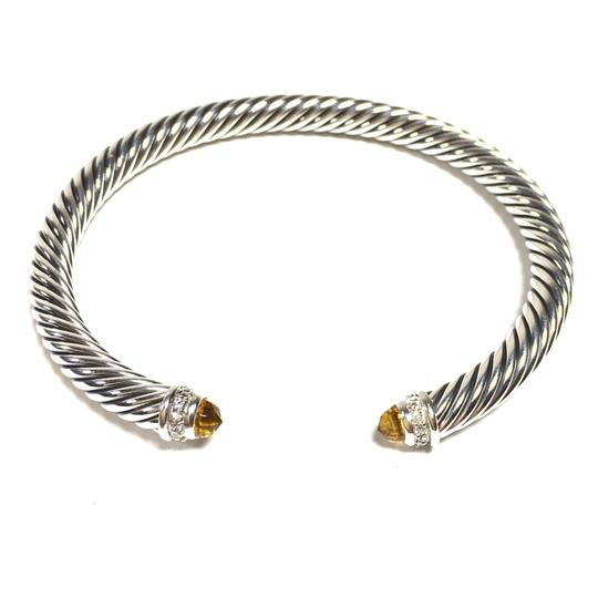 Preload https://img-static.tradesy.com/item/24445934/david-yurman-silver-cable-classics-with-citrine-bracelet-0-0-540-540.jpg