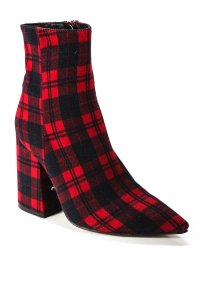 Nordstrom plaid Boots