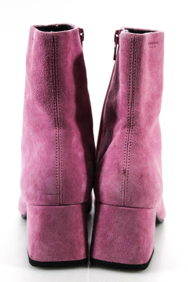 5a01c1b91094 Vagabond Pink Suede Chelsea Boots Booties Size US 6 Regular (M