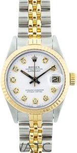 Rolex Ladies Datejust 2-tone with Box & Appraisal Watch