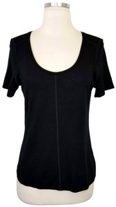 Akris Punto T Shirt Black