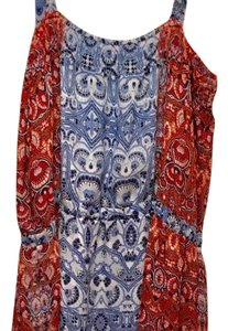 Various Maxi Dress by Vince Camuto Plus-size Polyester Chic Boho