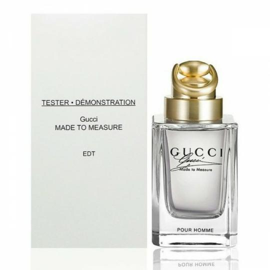 Gucci GUCCI MADE TO MEASURE-EDT-3.0 OZ-90 ML-TESTER-UK