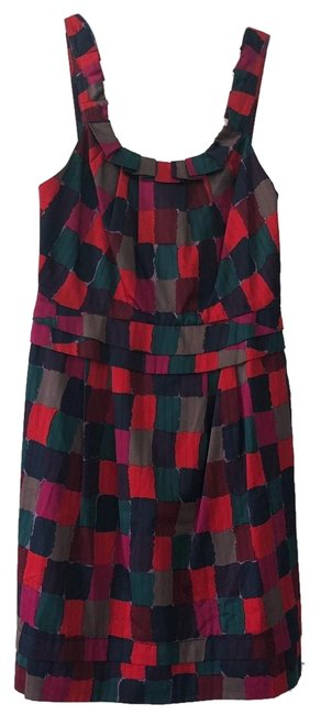 Preload https://img-static.tradesy.com/item/24446836/marc-by-marc-jacobs-red-sleeveless-short-casual-dress-size-0-xs-0-1-650-650.jpg