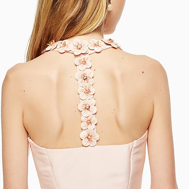 Kate Spade Embroidered Floral A-line Dress