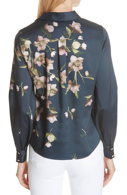 Ted Baker Top Navy