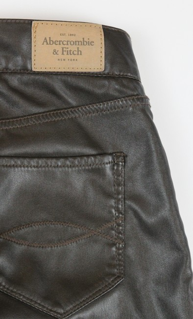 Abercrombie & Fitch Jeggings-Coated Image 2