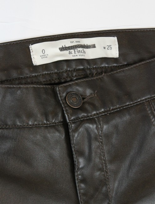 Abercrombie & Fitch Jeggings-Coated Image 4
