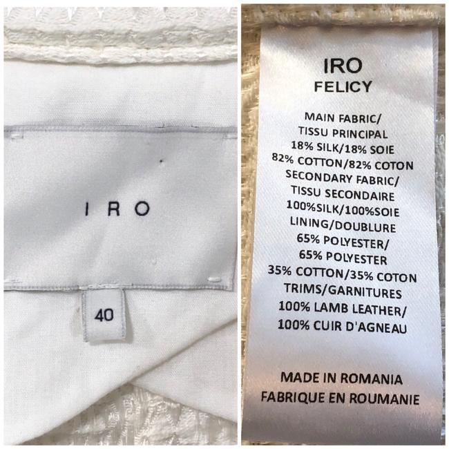 IRO Motorcycle Jacket