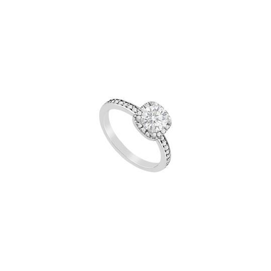 Preload https://img-static.tradesy.com/item/24447586/white-halo-cubic-zirconia-engagement-in-sterling-silver-1-carat-czs-ring-0-0-540-540.jpg