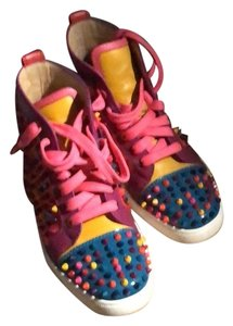 Christian Louboutin multicolored Athletic