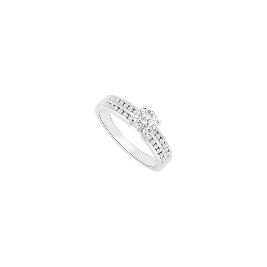 Preload https://img-static.tradesy.com/item/24447618/white-sterling-silver-cubic-zirconia-engagement-with-075-carat-czs-ring-0-0-540-540.jpg