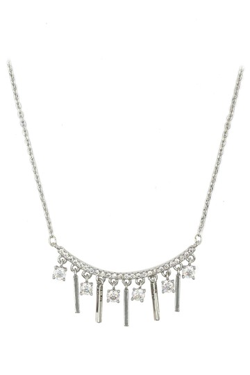 Preload https://img-static.tradesy.com/item/24447650/silver-temperament-girl-crystal-clavicle-necklace-0-0-540-540.jpg