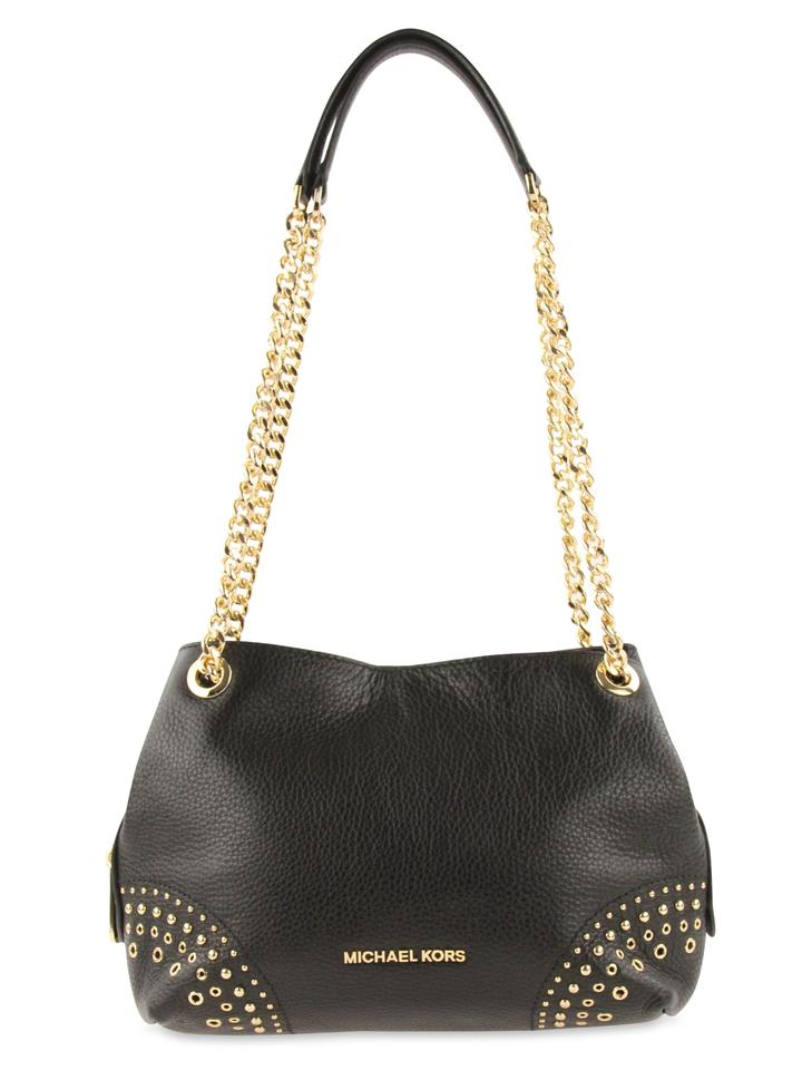 271190a68128 MICHAEL Michael Kors Jet Set Chain Tote New With Tag Black Messenger Bag  Image 0 ...