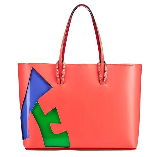 Christian Louboutin Tote in Charlottemulti