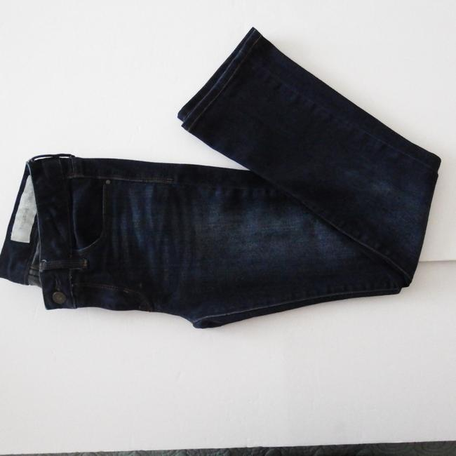 Treasure & Bond Medium Wash Mini Boot Cut Jeans