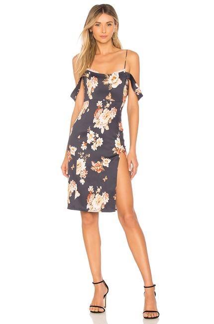 Preload https://img-static.tradesy.com/item/24447810/black-eddison-floral-print-short-casual-dress-size-4-s-0-0-650-650.jpg