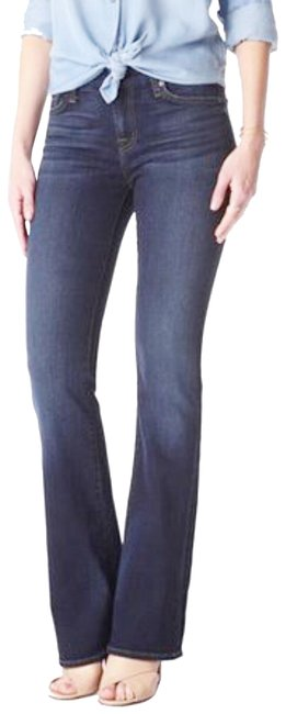 Preload https://img-static.tradesy.com/item/24447853/7-for-all-mankind-blue-kimmie-boot-cut-jeans-size-25-2-xs-0-1-650-650.jpg