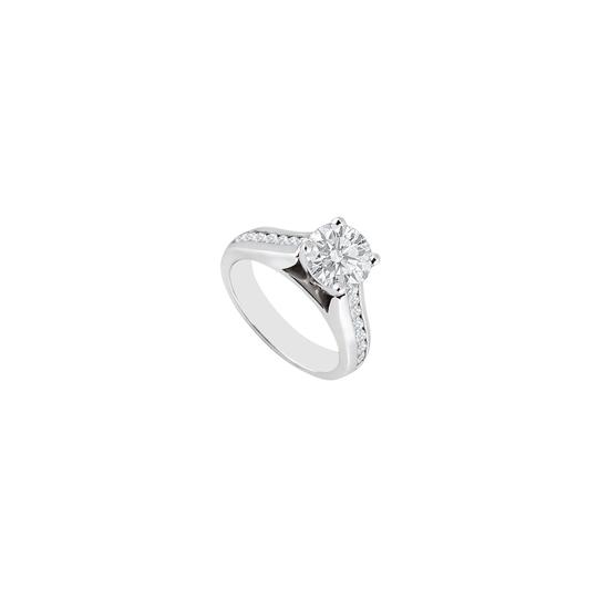 Preload https://img-static.tradesy.com/item/24447872/white-channel-set-cubic-zirconia-engagement-110-carat-czs-in-sterling-ring-0-0-540-540.jpg