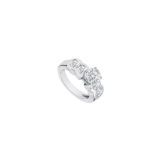 Preload https://img-static.tradesy.com/item/24447910/white-channel-set-round-cubic-zirconia-engagement-in-sterling-silver-2-ring-0-0-540-540.jpg
