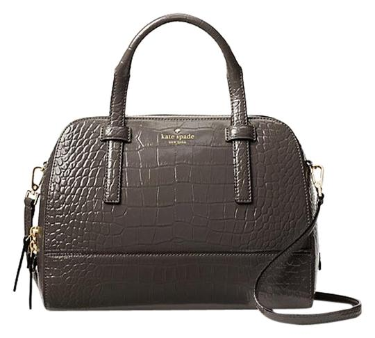 Preload https://img-static.tradesy.com/item/24447920/kate-spade-riverside-street-exotic-small-felix-multicolor-leather-satchel-0-1-540-540.jpg