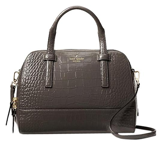 Preload https://img-static.tradesy.com/item/24447927/kate-spade-riverside-street-exotic-small-felix-multicolor-leather-satchel-0-1-540-540.jpg