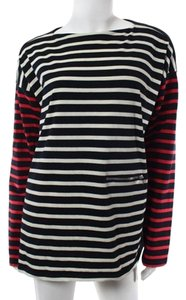 Stella McCartney T Shirt Black, White & Red