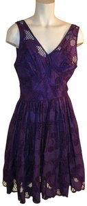 Tracy Reese Silk Lace Party 001 Dress