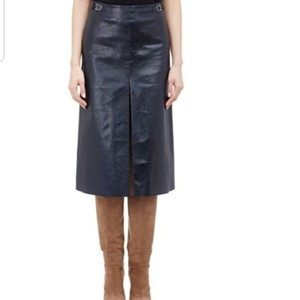 Gabriela Hearst Skirt BLUE/BLACK