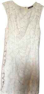 Tart short dress ivory Collection Lace on Tradesy