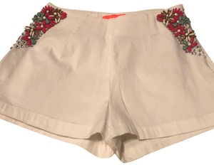 Lulumari Mini/Short Shorts white