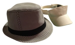 Boys Fedora and Sun Visor (Age 5-8) [ TommiesCloset ]
