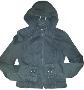 Abercrombie & Fitch Hunter green Jacket