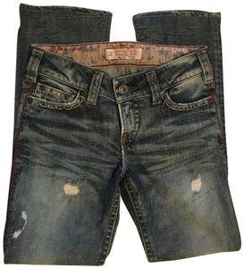 1921 Jeans Straight Pants blue