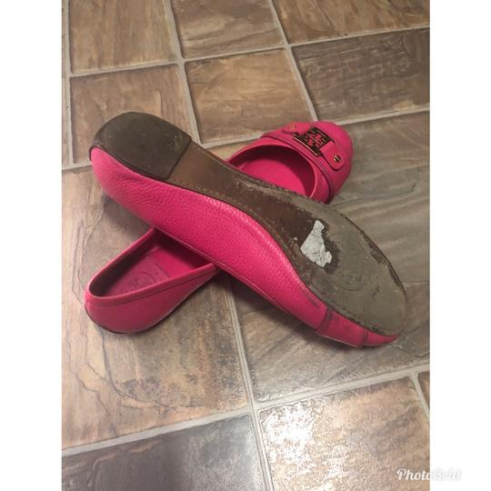 Tory Burch pink Flats Image 4