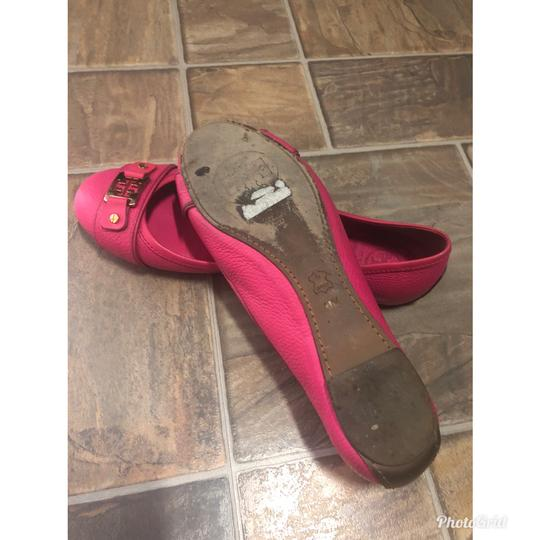 Tory Burch pink Flats Image 5