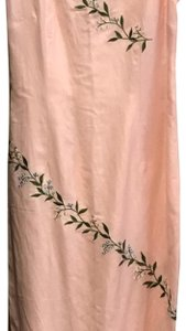 pink Maxi Dress by Donna Morgan
