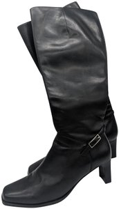 Sudini Leather New Nordstrom Black Boots